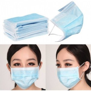 Ultrasonic 3 ply meltdown, with Nose pen Surgical Face Mask - (Pack of 100 )