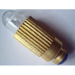 SCREW BULB WITH 2.5 V FOR POCKET VETSCOPE OTOSCOPE/ Auriscope