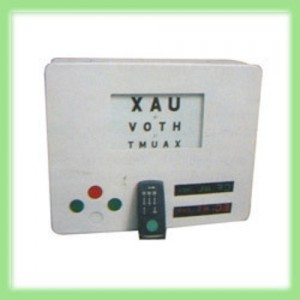 Distance eye Vision Testing Drum with Remote Control