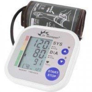 Dr. Morepen BP02 Automatic Blood Pressure Monitor