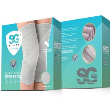 SG Bamboo Charcoal Knee Brace Knee Support